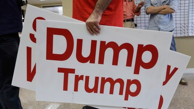 How #NeverTrump Conservatives Actually Plan to Vote in 2016