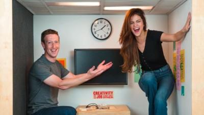 Diese 7 Dinge hatte Selena Gomez mit Mark Zuckerberg zu besprechen
