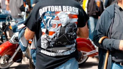 Hells Angels, Boozy Old Men, and Thongs: Everything I Saw at Canada's Biggest Biker Rally