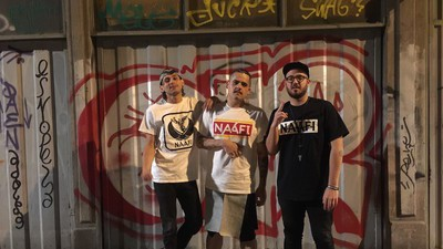 Mexico City's NAAFI Is Promiscuous and Opportunistic