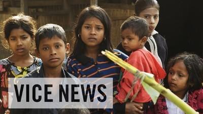 Eliminarea minorității musulmane din Myanmar