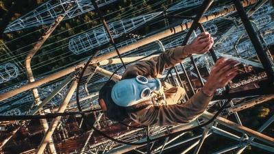 Parkour in Tsjernobyl: het ultieme avontuur of gekkenwerk?