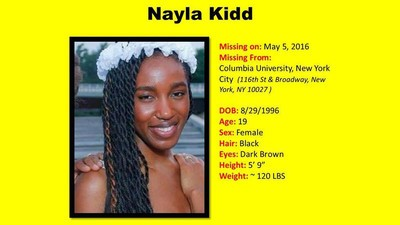A College Student Reported Missing Actually Just Moved to Brooklyn