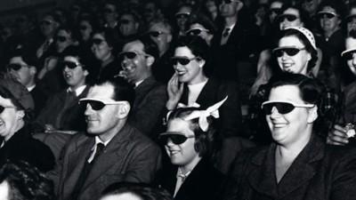 Waarom zijn 3D-films nog steeds een ding?