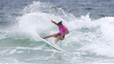 Australia's Tyler Wright Won The Oi Rio Pro