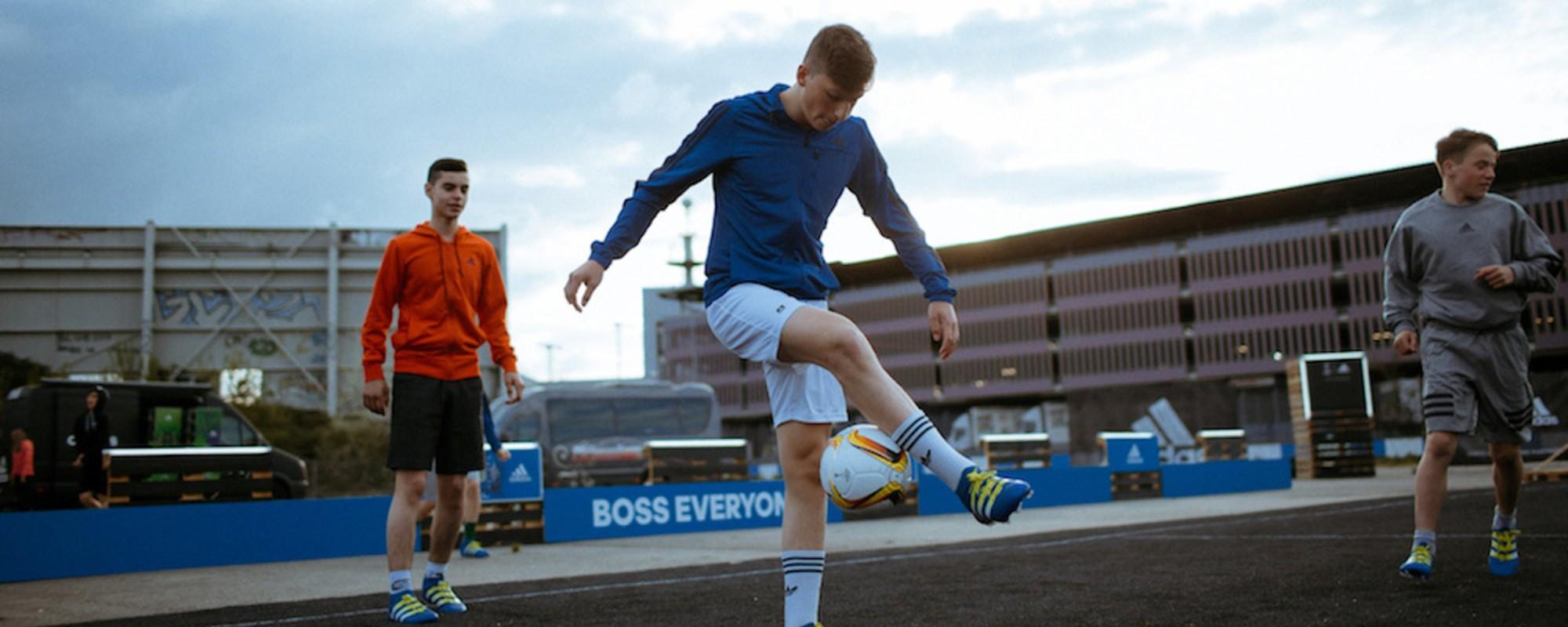 Adidas Kickabout: Zürich
