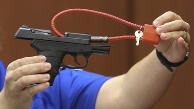 It Looks Like George Zimmerman Sold the Gun That Killed Trayvon Martin for $138,900