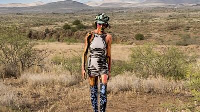 Body Paintings and Activist Art in the Arizona Desert