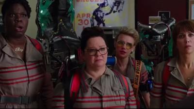 Hier ist ein neuer 'Ghostbusters'-Trailer, damit sich alle darüber aufregen können