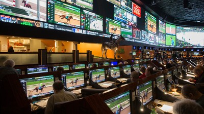 How a Las Vegas Sports Betting Legend Spends Horse Racing's Biggest Weekend
