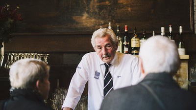 Life Advice from Amsterdam's Oldest Bartender