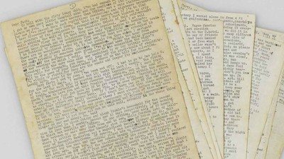 The Legendary Letter that Inspired Kerouac to Write 'On the Road' Is Going Up for Auction