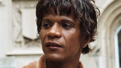 The Trans Queen of Cape Verde Holds Court in NYC