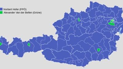 Unterwegs in den blauen Hochburgen Österreichs