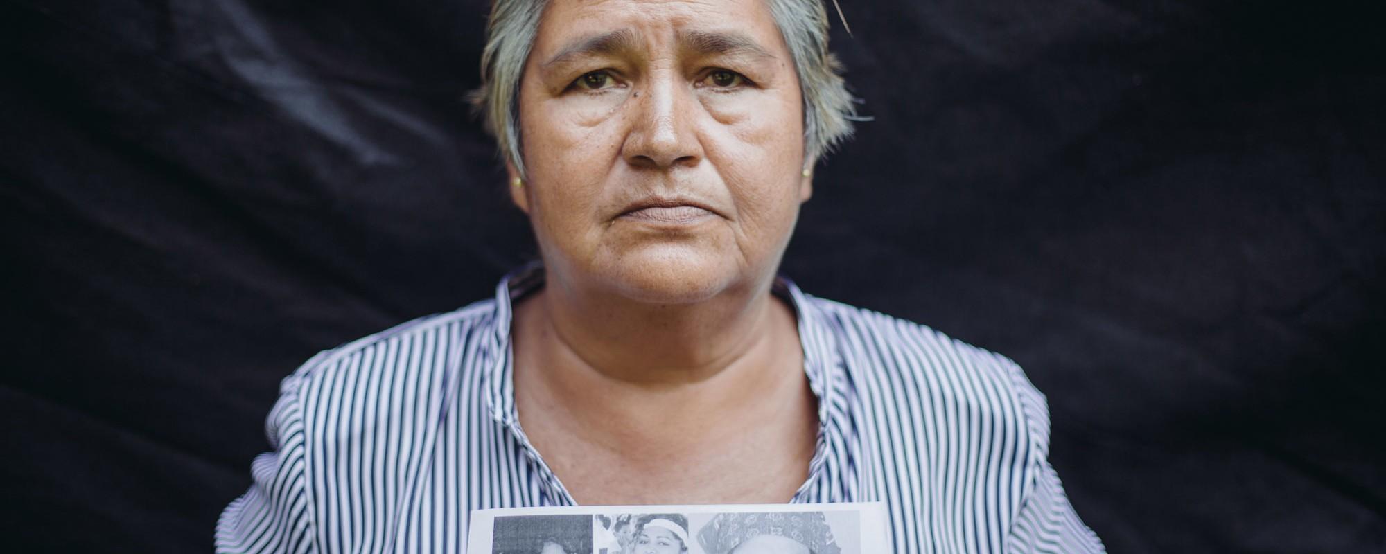 Miradas ausentes: Testimonios de familiares de desaparecidos