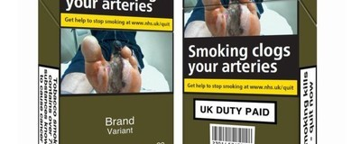 What Do Smokers Think of the UK's New Sludge Coloured Cigarette Packets?