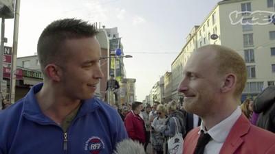 Das Wahlkampf-Finale von Norbert Hofer am Viktor-Adler-Markt
