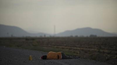 De gruwelijke gevolgen van het drugsgeweld in Sinaloa