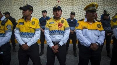 La policía de México es peor que la de Tanzania, Sierra Leona, Honduras...