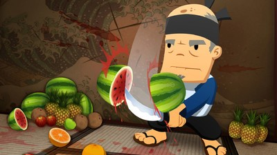 Now 'Fruit Ninja' Is Being Made Into a Movie and I Can't Even…