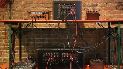 Dial 1-800-Moogfest on a Synth Made of Vintage Telephone Parts