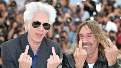 Jim Jarmusch Shines a Light on Working-Class Artists and Iggy Pop