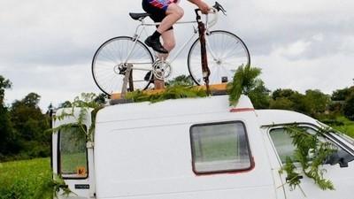 Sur les routes du Tour de France