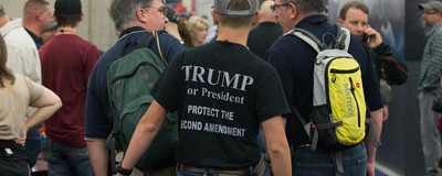Not All NRA Members Are Happy About the Donald Trump Endorsement