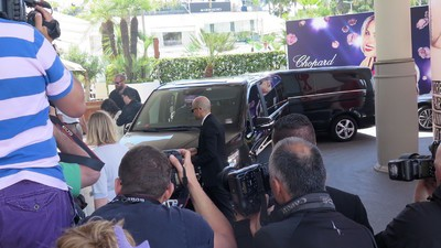 What It's Like Working as a Paparazzo in Cannes