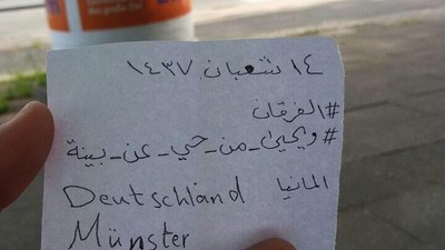 IS-Fans in Europa posten Terror-Bilder – und verraten damit ihren Aufenthaltsort