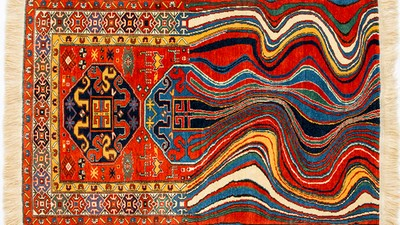 Diese Teppiche vereinen die Tradition des Orients mit dem Design der Generation Tumblr