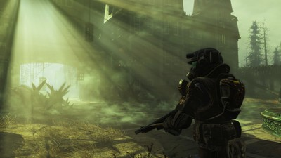 On 'Fallout 4: Far Harbor' and Being Able to Say Goodbye to Bethesda