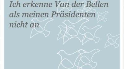 Hofer-Wähler wollen VdB mithilfe einer Online-Petition absetzen