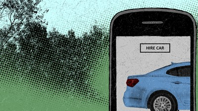 Uber Wants Us to Think It's Environmentally Friendly, But Is It?