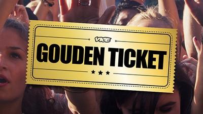 VICE geeft een Gouden Ticket weg voor toegang tot talloze festivals