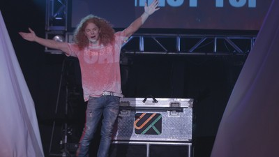 We Hang Out with Carrot Top in Las Vegas (Part 1)