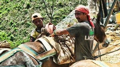Ziek van de goudkoorts: de illegale goudmijnen in Colombia