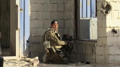 Was passiert im Krieg zwischen dem Irak und dem Islamischen Staat?