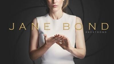 Eine Jane Bond wäre das Beste, was uns passieren könnte, aber nicht passieren wird