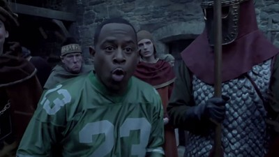 Finally, Someone Put Martin Lawrence in 'Game of Thrones'