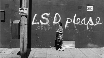 Viejitos y punks en la Inglaterra de los 70
