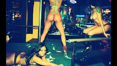 À l'intérieur des strip clubs d'Atlanta