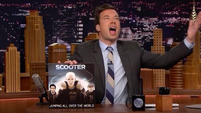 Jimmy Fallon versteht Scooter einfach nicht