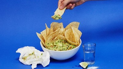 Keep It Simple, Stupid with This Classic Guacamole