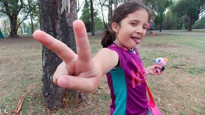 Niños menores de diez años nos cuentan cómo sería su fiesta de cumpleaños ideal