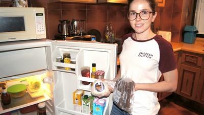 Qué hay en los refrigeradores de los jóvenes que se acaban de independizar
