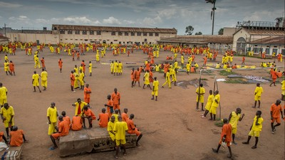 Step Inside Uganda's Sophisticated Prison Soccer League Tonight on 'VICE World of Sports'