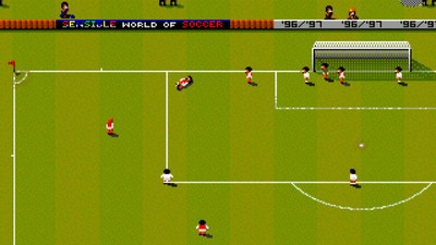 Why 'Sensible Soccer' Is Still Gaming's Friendliest Soccer Sim
