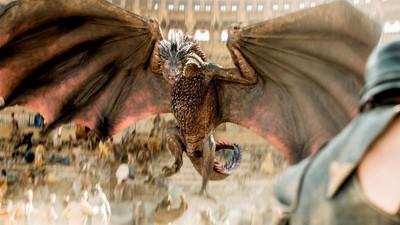 """El sexo entre los dragones de """"Juego de Tronos"""": hablamos seriamente con una científica sobre ello"""