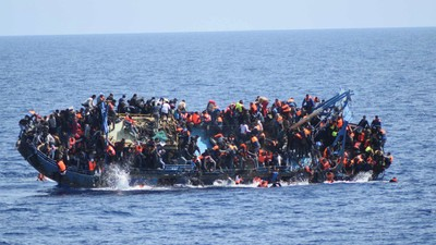 Crisis in the Mediterranean: More Than 7,000 Migrants Have Been Rescued Since Monday